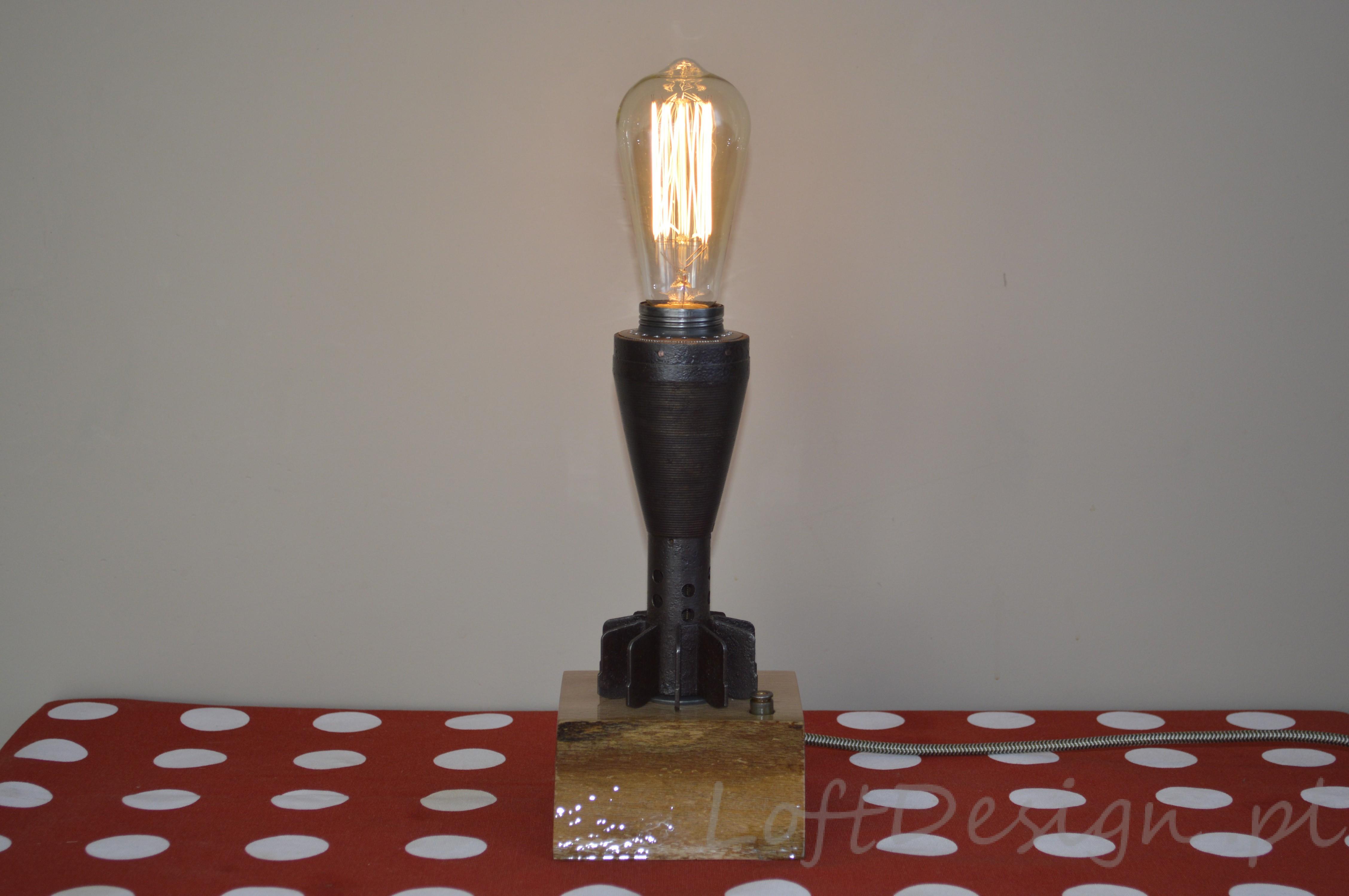 "Lampa ""Mortar"" – militarna poświata"